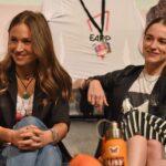 Panel Wynonna Earp - Melanie Scrofano, Dominique Provost-Chalkley & Katherine Barrell - For The Love of Fandoms