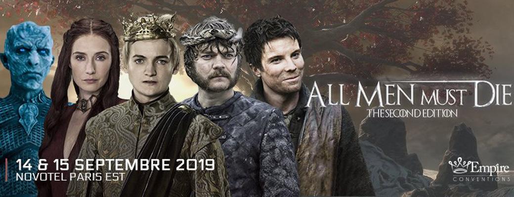 All Men Must Die 2