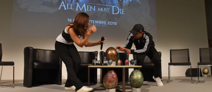 Convention Game of Thrones - All Men Must Die 2
