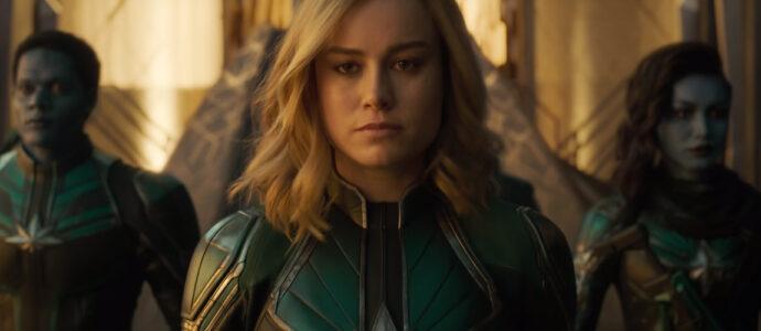 Captain Marvel : la première bande-annonce (enfin) disponible