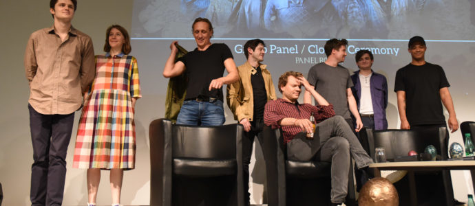 Panel de groupe - Samedi - All Men Must Die 2 - Game of Thrones