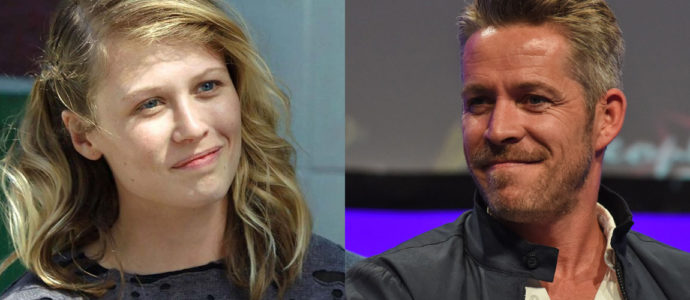 Rose Reynolds et Sean Maguire présents à la convention The Happy Ending 3