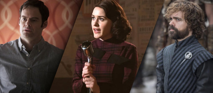 The Marvelous Mrs. Maisel, Game of Thrones, The Americans, ... découvrez les gagnants des Emmy Awards 2018