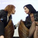 Natasha Negovanlis & Annie Briggs - LoveCon - Carmilla