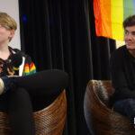 Elliot Fletcher & Kaitlyn Alexander - LoveCon