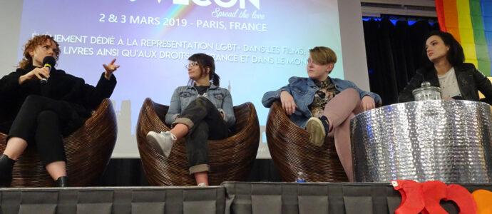 Love Con - Convention Carmilla - Paris