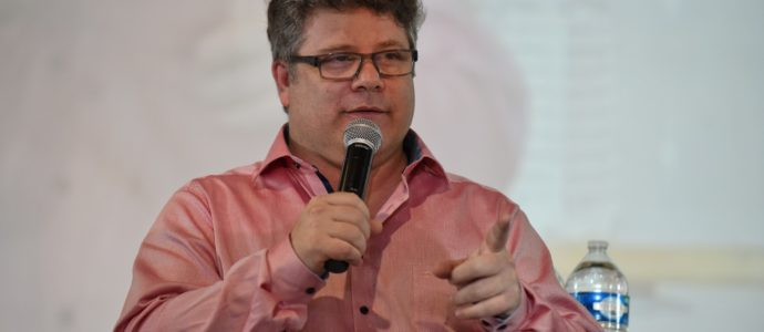 Q&A Sean Astin - Metz'torii 2019 - Stranger Things, The Goonies, The Lord of the Rings