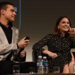 Panel Andrew Matarazzo & Shelley Hennig - Teen Wolf - Wicked is Good