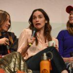Q&A Wynonna Earp - Dominique Provost-Chalkley, Melanie Scrofano, Katherine Barrell - For The Love of Fandoms