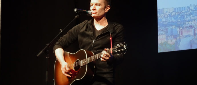 James Marsters en showcase durant Paris Manga & Sci-Fi Show 2019