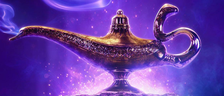 Aladdin : un premier teaser pour le film live-action de Disney
