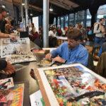 Andy Kubert - Comic Con Paris 2018