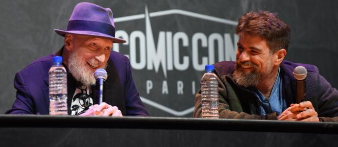 Frank Miller & Andy Kubert - Comic Con Paris 2018
