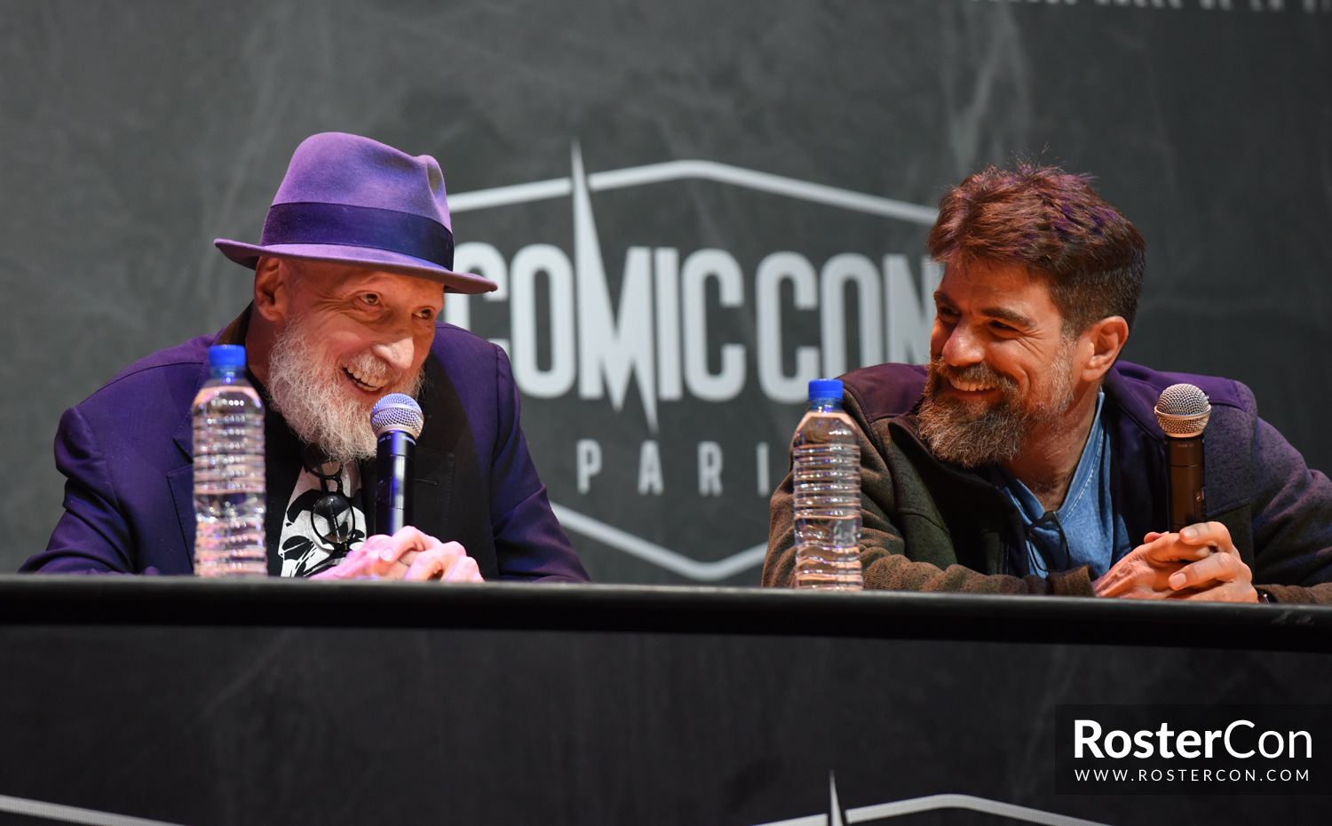 Frank Miller & Andy Kubert - Comic Con Paris 2018