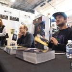 Adrian Rawlins & Josh Herdman - Comic Con Paris 2018