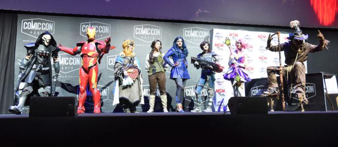 Le concours cosplay du Comic Con Paris 2018 en images