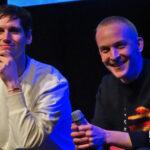 Gotham - Cory Michael Smith & Robin Lord Taylor - Paris Manga & Sci-Fi Show 27