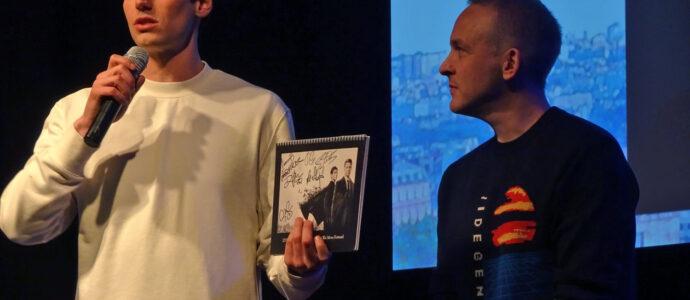 Gotham – Cory Michael Smith & Robin Lord Taylor – Paris Manga & Sci-Fi Show 27