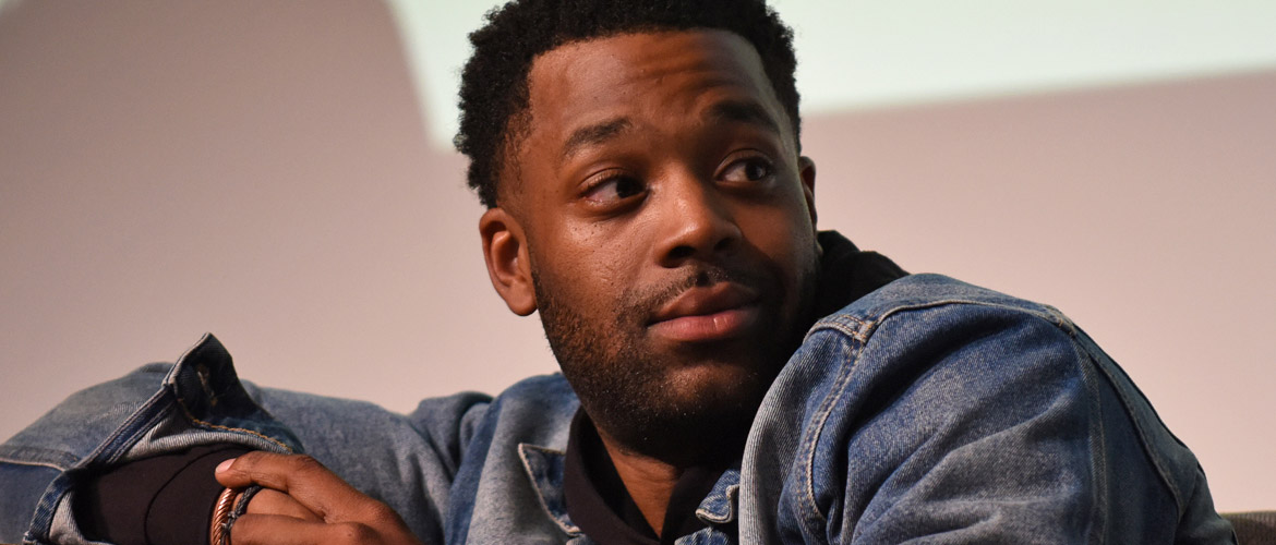 LaRoyce Hawkins back to the Don't Mess With Chicago convention