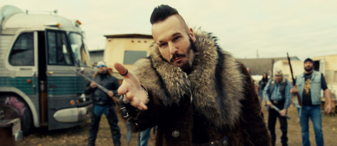 Wynonna Earp: Michael Eklund is going to the Next Stop: Purgatory convention
