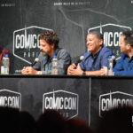 Peter Ramsey, Bob Persichetti & Rodney Rothman - Comic Con Paris 2018