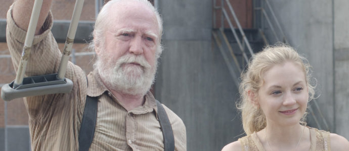 The Walking Dead : Scott Wilson (Hershel Greene) est mort à l'âge de 76 ans