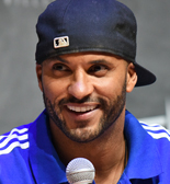 TV / Movie convention with Ricky Whittle