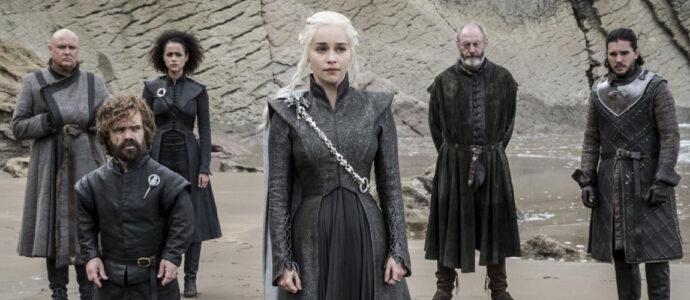 Game of Thrones : l'ultime saison diffusée dès avril 2019