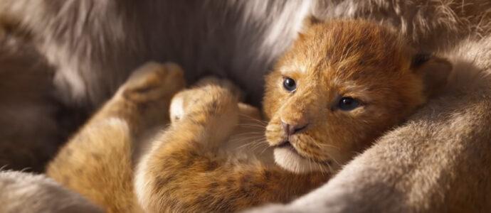 Première bande annonce pour le film «Le Roi Lion»