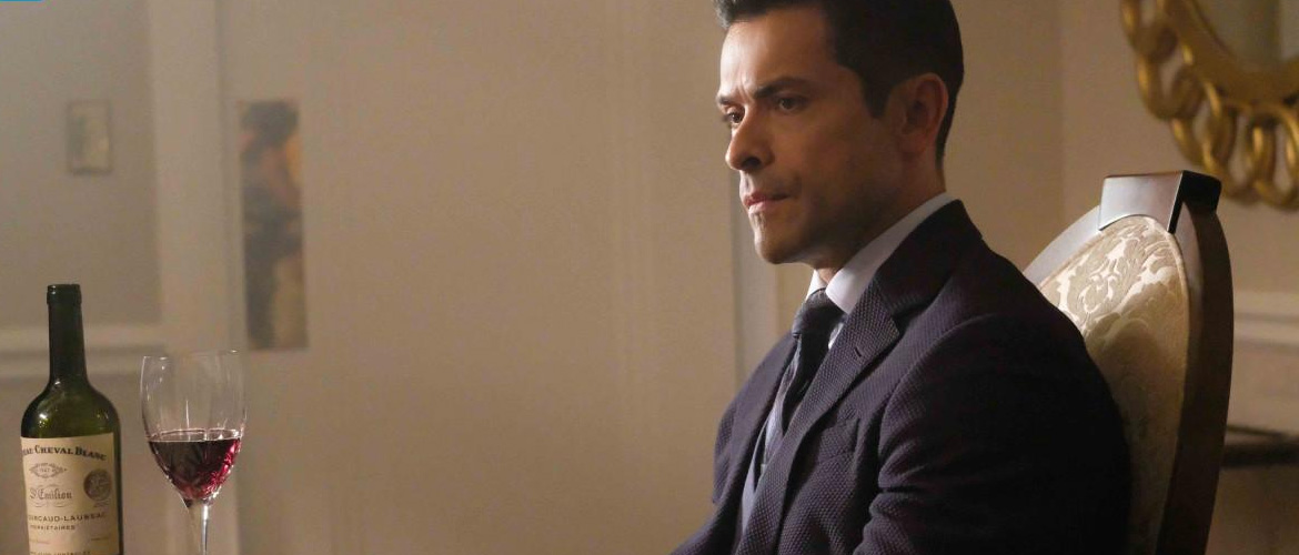 Riverdale : Mark Consuelos is the third guest of the #Rivercon 2 convention