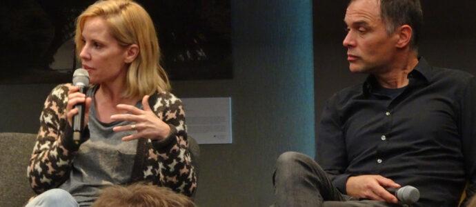 Rudolf Martin & Emma Caulfield - Q&A - Buffy 3 : Once More With Feeling