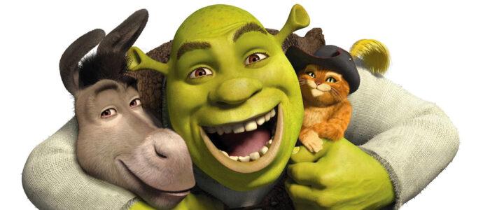 Shrek : le retour du monstre vert