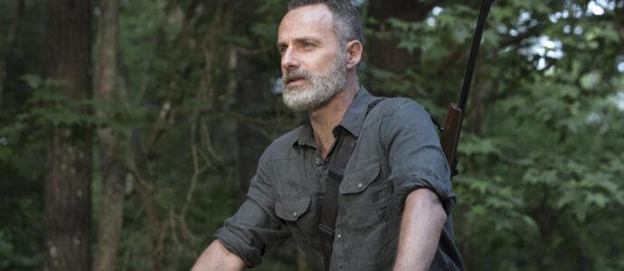 The Walking Dead : Andrew Lincoln de retour pour au moins trois films