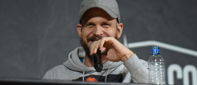 Gustaf Skarsgård - Vikings - Comic Con Paris 2019