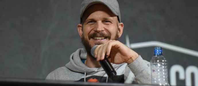 Gustaf Skarsgård - Vikings - Comic Con Paris 2019