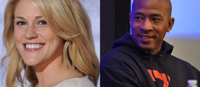 1, 2, 3 Ravens: Bethany Joy Lenz et Hilarie Burton remplacées par Bevin Prince et Antwon Tanner