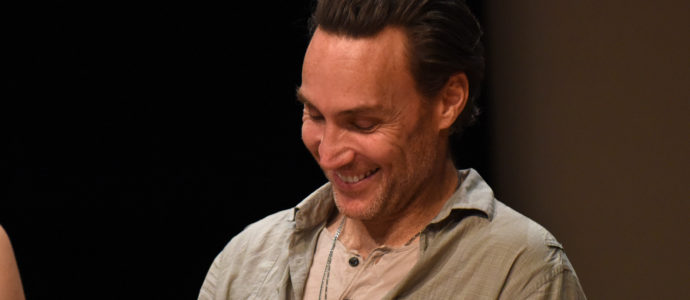 Callan Mulvey - Comic Con Paris 2019 - Hartley, cœurs à vif