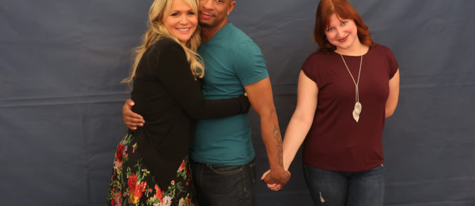 Barbara Alyn Woods & Antwon Tanner - 1, 2, 3 Ravens - One Tree Hill