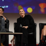 Ed Westwick, Kelly Rutherford & Jessica Szohr - Fanmeet Gossip Girl - You know you love me - Paris