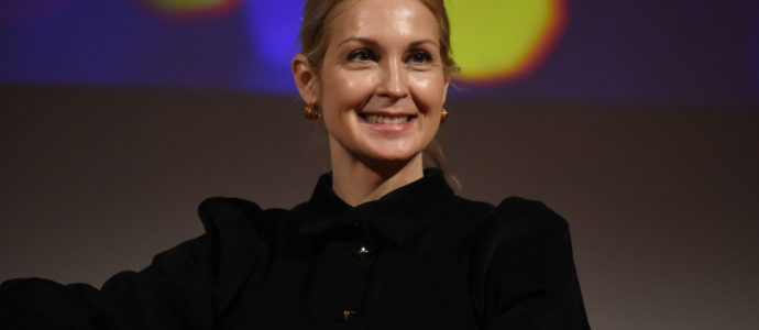 Kelly Rutherford - Fanmeet Gossip Girl - You know you love me - Paris