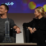 Ed Westwick, Kelly Rutherford - Fanmeet Gossip Girl - You know you love me - Paris