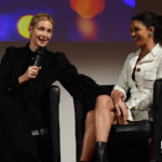 Kelly Rutherford & Jessica Szohr - Fanmeet Gossip Girl - You know you love me - Paris