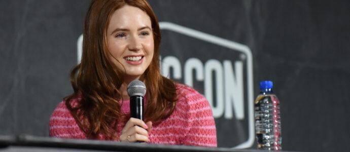 Karen Gillan - Comic Con Paris 2019 - Avengers, Doctor Who, Guardians of the Galaxy