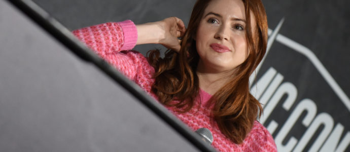 Karen Gillan - Comic Con Paris 2019 - Avengers, Doctor Who, Guardians of the Galaxy