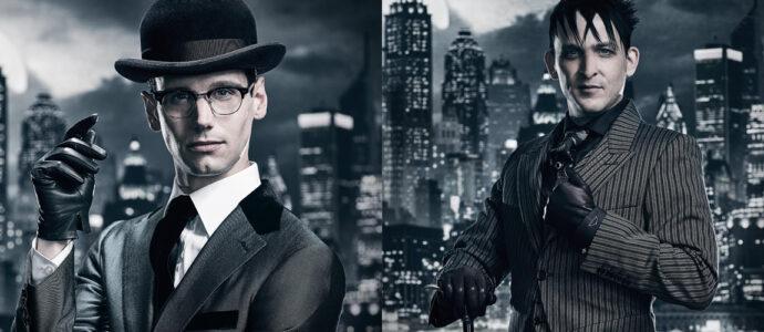 Gotham : Cory Michael Smith et Robin Lord Taylor à Paris Manga & Sci-Fi Show 27