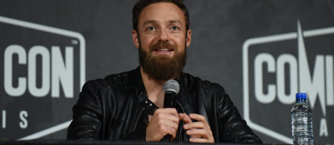 Ross Marquand - The Walking Dead, Avengers - Comic Con Paris 2019