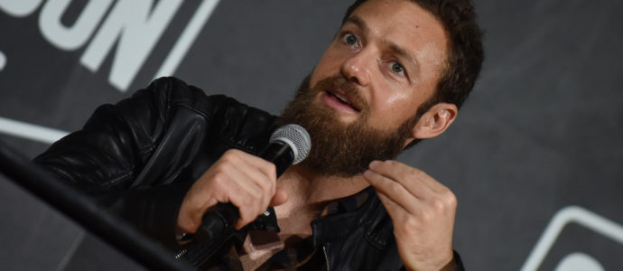 Ross Marquand - The Walking Dead, Avengers - Comic Con Paris 2019