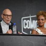 Sir Patrick Stewart & Michelle Hurd - Star Trek: Picard - Comic Con Paris 2019