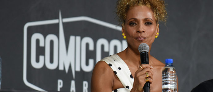 Michelle Hurd - Star Trek: Picard - Comic Con Paris 2019