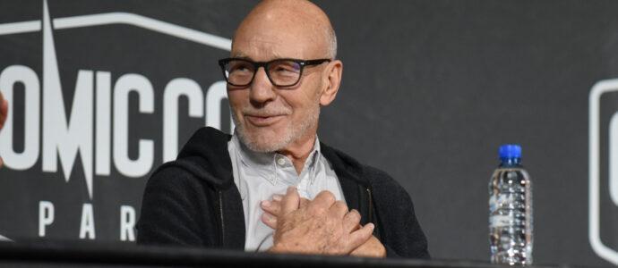 Sir Patrick Stewart - Star Trek: Picard - Comic Con Paris 2019